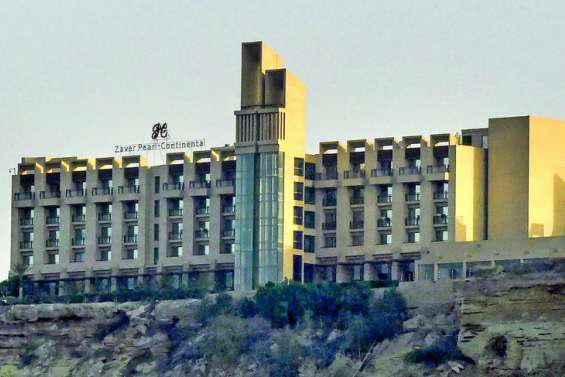 Attaque d'un hôtel du port de Gwadar