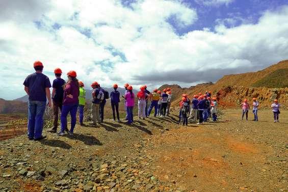 La visite de la mine SLN reportée