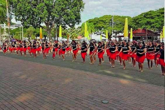 A Ori Mai invite au Flashmob Ori Tahiti 2019
