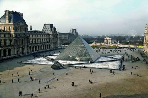 Mort de Ming Pei, créateur de la pyramide du Louvre