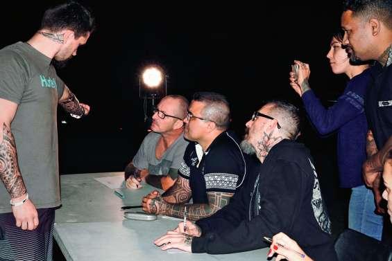 Le premier Calédonie tattoo festival marque le paysage de son empreinte