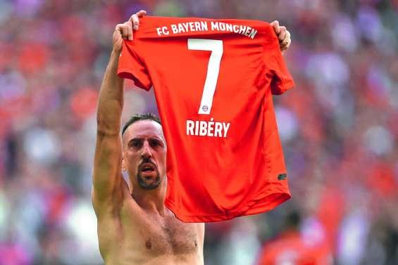La paire « Robbéry » fait ses adieux avec un 7e titre consécutif