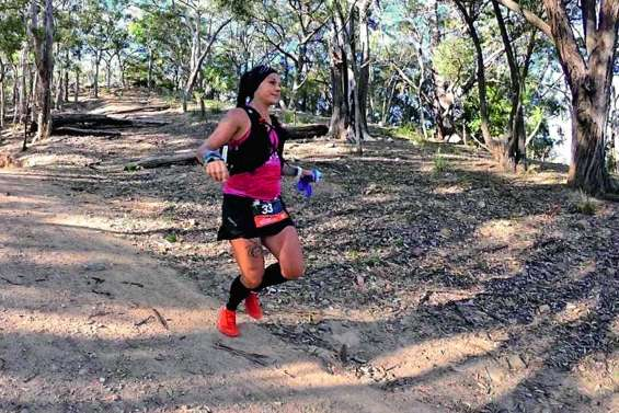 Angélique Plaire prend la 2e place en Australie
