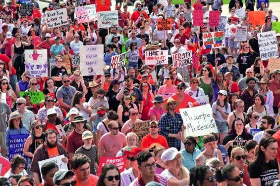 Manifestations dans l'Alabama contre l'offensive anti-IVG