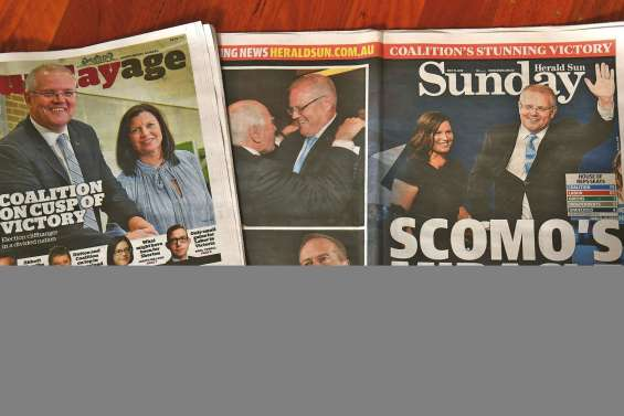 Incertitude politique après le « miracle » électoral de Morrison
