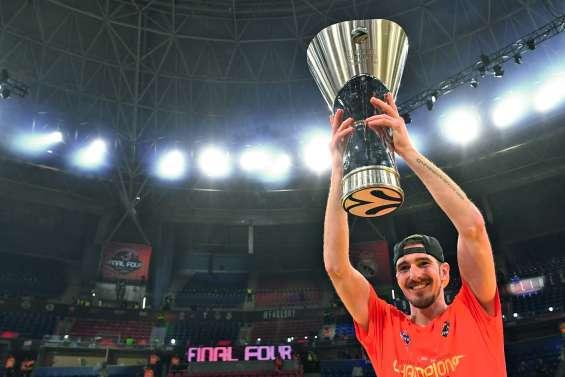 De Colo et le CSKA champions d'Europe
