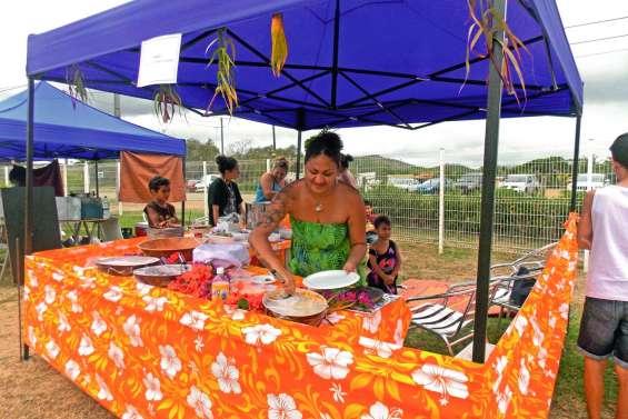 Le centre Pomémie dédie une journée à Poya