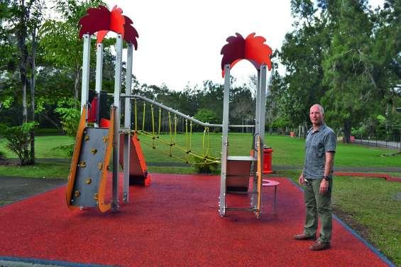 Plusieurs aménagements programmés dans les parcs de la ville