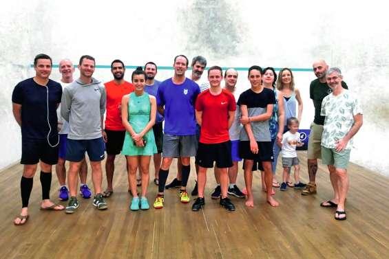 Nicolas Massenet remporte le tournoi du Galap'