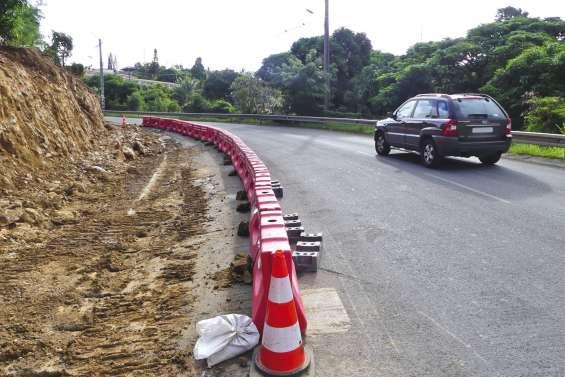 La route d'Auteuil en travaux pour davantage de sécurité