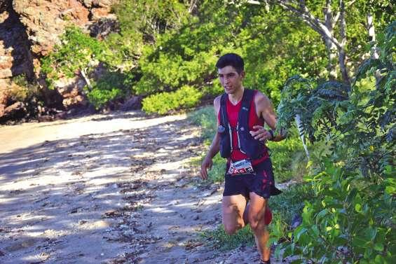 Guillaume Boccas explose le chrono et la concurrence au XTerra de Païta
