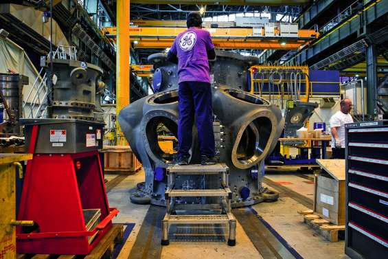 General Electric : nouveau coup dur pour Belfort