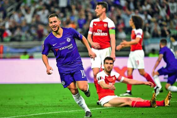 Hazard et Giroud coulent Arsenal