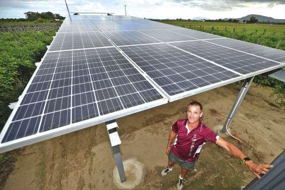 Des fermiers du Queensland à la pointe du combat climatique