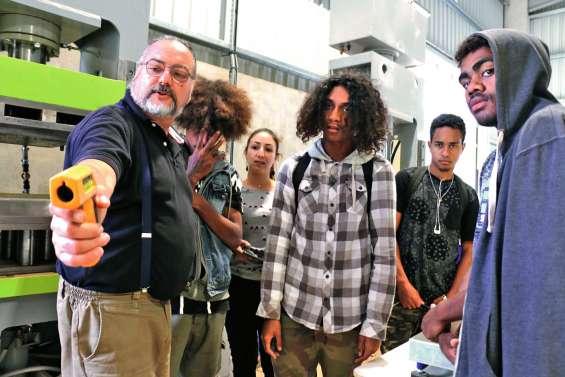 Quinzaine de l'environnement : les jeunes sur le terrain de leur futur métier