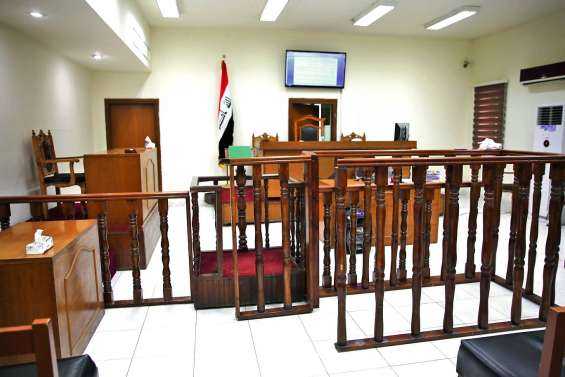 L'Irak condamne à mort neuf Français de l'EI