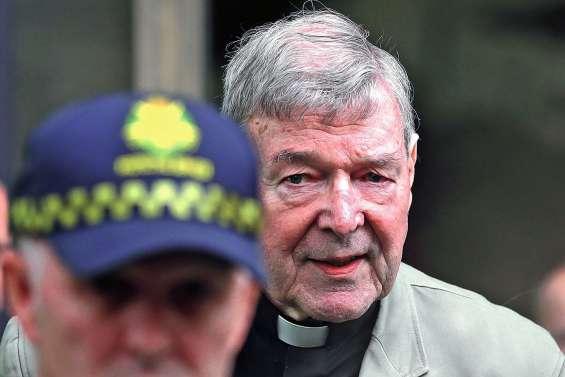 Pédophilie : la justice australienne examine l'appel du cardinal Pell