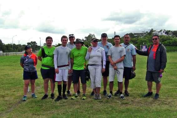 Les archers visent le record de médailles aux Samoa
