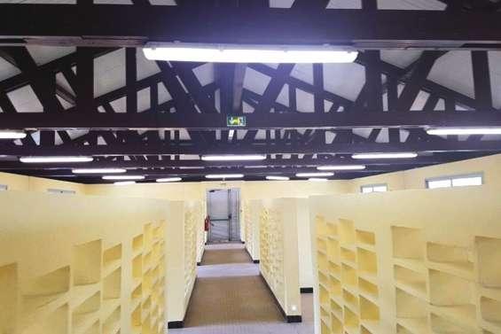 Deux dortoirs ont été rénovés à l'internat du collège Laura-Boula