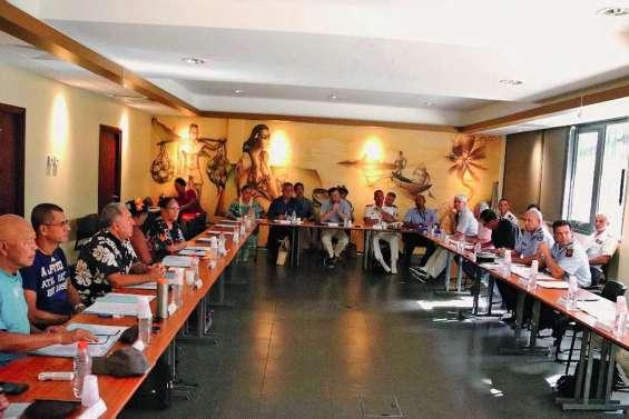 Radioactivité : situation stable à Moruroa et à Fangataufa