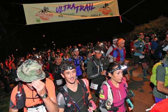 Plus de 600 coureurs sur les épreuves du Festival de trails