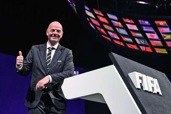 Gianni Infantino réélu à la tête de la Fifa par acclamation