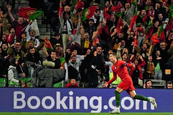 Cristiano Ronaldo enfoncela Suisse, le Portugal en finale