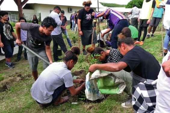Le développement durable s'invite au lycée Jules-Garnier