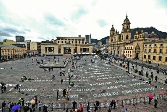 « Deuil monumental » pour les défenseurs des droits assassinés