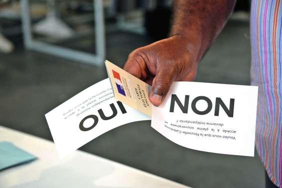 Référendum : le Oui n'aurait pas séduit au-delà des Kanak