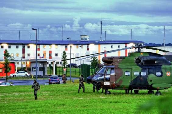 Un « champion de la prise d'otage carcérale » à Condé-sur-Sarthe