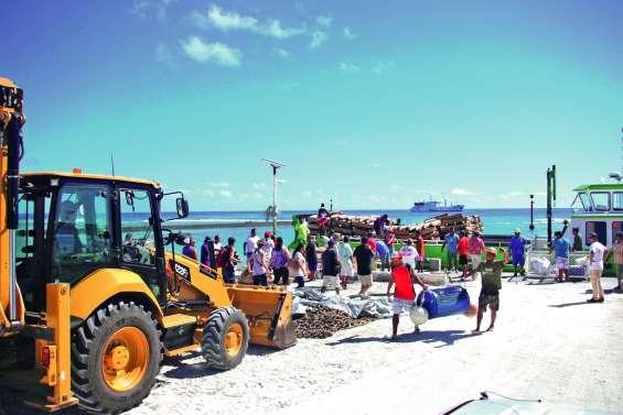 Maiao, l'île interdite, s'ouvre doucement à la modernité