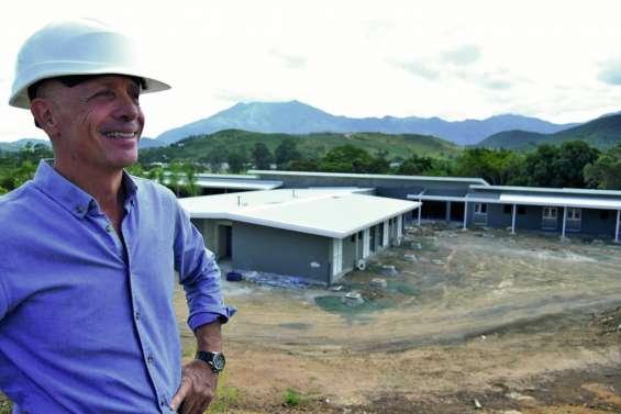 La Palmeraie, première maison de retraite de Païta, ouvrira en fin d'année