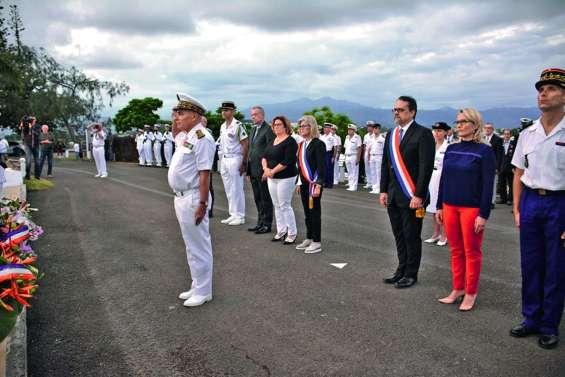L'appel du 18 juin commémoré  au Mont-Coffyn