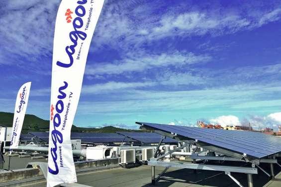 Lagoon passe  à l'énergie solaire