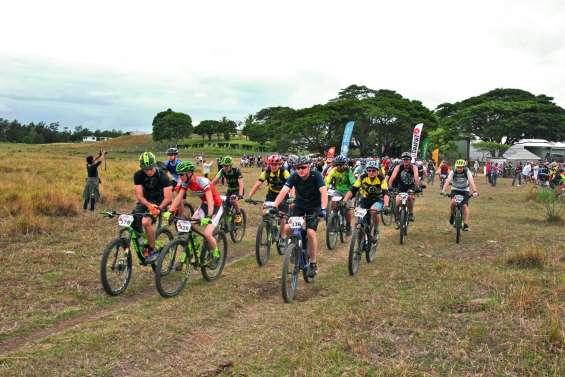 Avec 500 cyclistes au rendez-vous, la Rando VTT cancer atteint son objectif