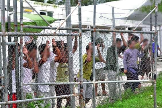 Incendie dans un camp de migrants en Papouasie
