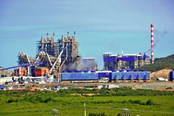 Koniambo Nickel à nouveau bloqué