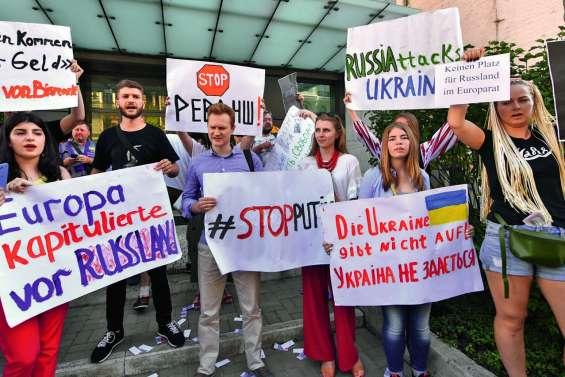 La Russie revient au Conseil de l'Europe
