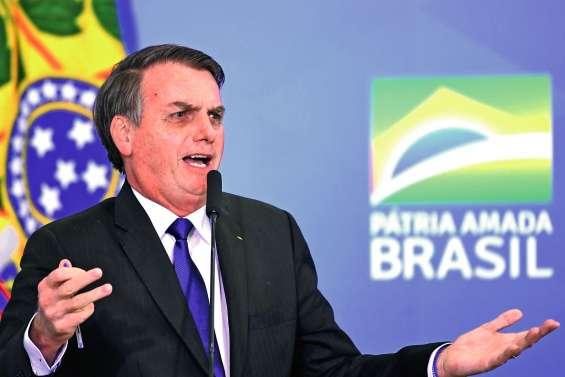 Bolsonaro recule sur la libéralisation des armes