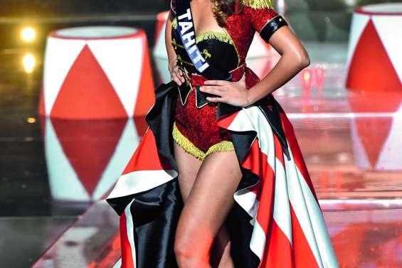 Vaimalama se contentera du titre Miss France