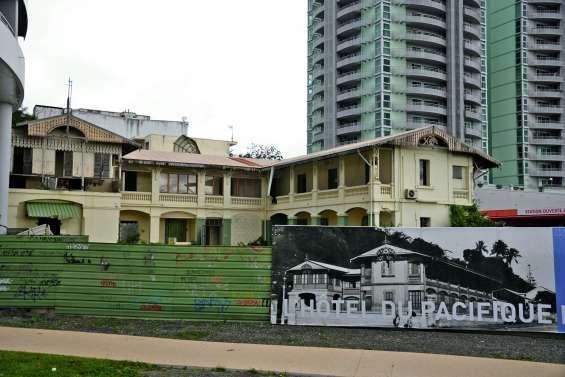 La Fondation des pionniers s'oppose à la démolition de l'hôtel du Pacifique