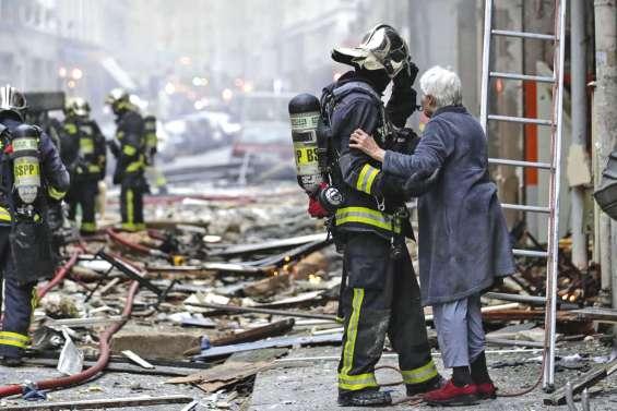 Les pompiers dénoncent « un système à bout »