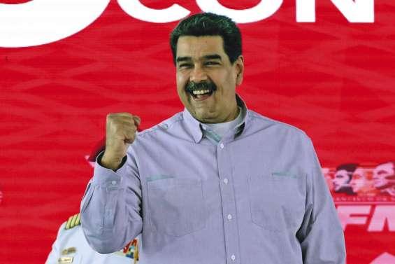 Caracas dit avoir déjoué une tentative de « coup d'Etat »