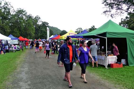 Des marchés mensuels de produits locaux testés dès demain au parc Fayard