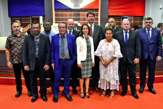 Thierry Santa élu président du gouvernement