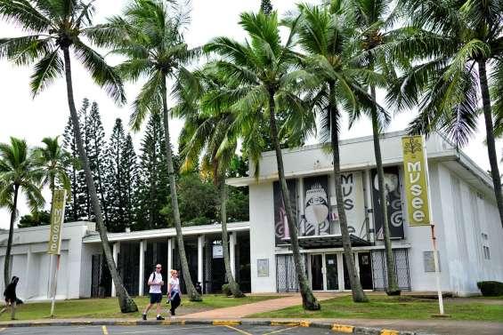 Le musée de la Nouvelle-Calédonie fermera ses portes lundi soir