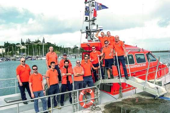 Sauveteurs en mer : un appel à la générosité entendu