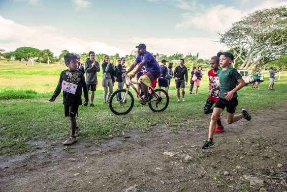 Du cross, mais aussi des jeux pour la rencontre Sport action de samedi