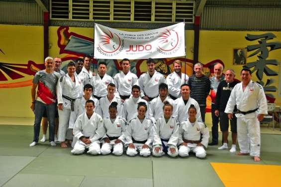 Ces judokas ne craignent personne